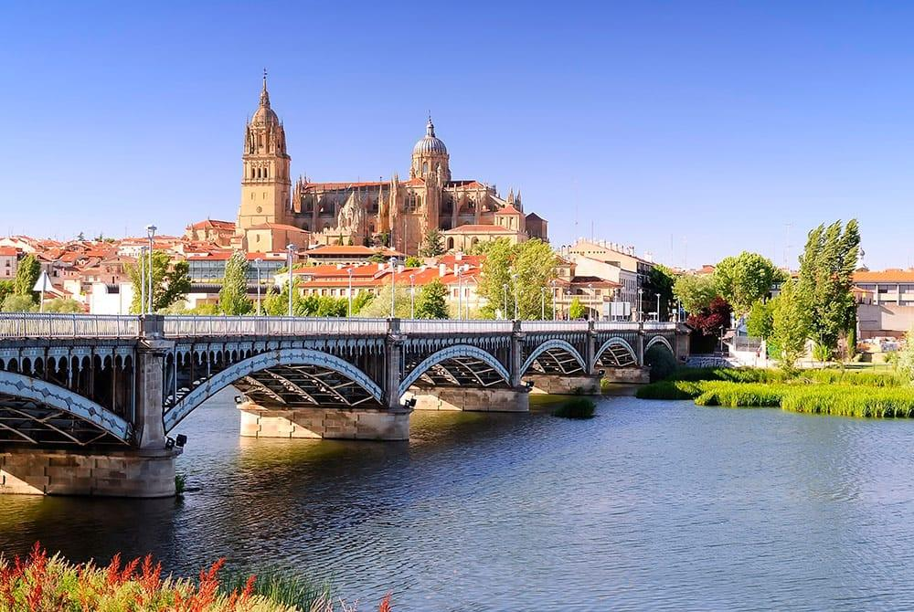 Aprender español en Salamanca